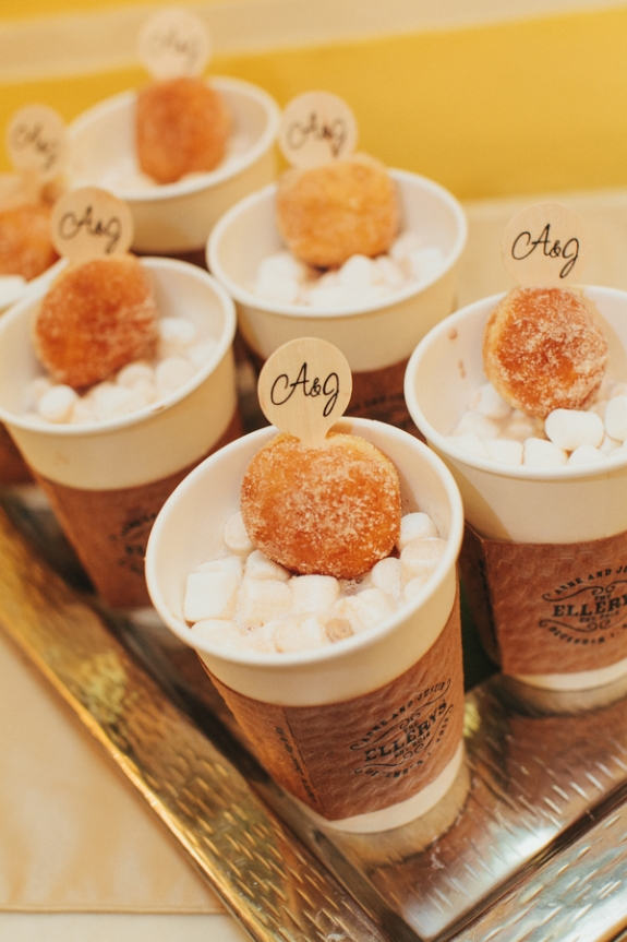 charleston wedding catering hot chocolate