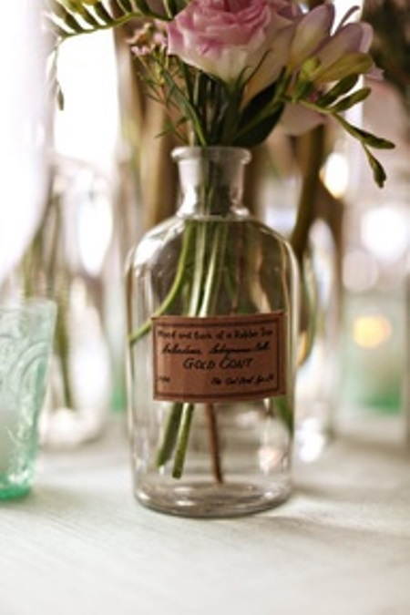 Do It Yourself Wedding Flowers Centerpieces : Diy centerpieces a lowcountry wedding magazine