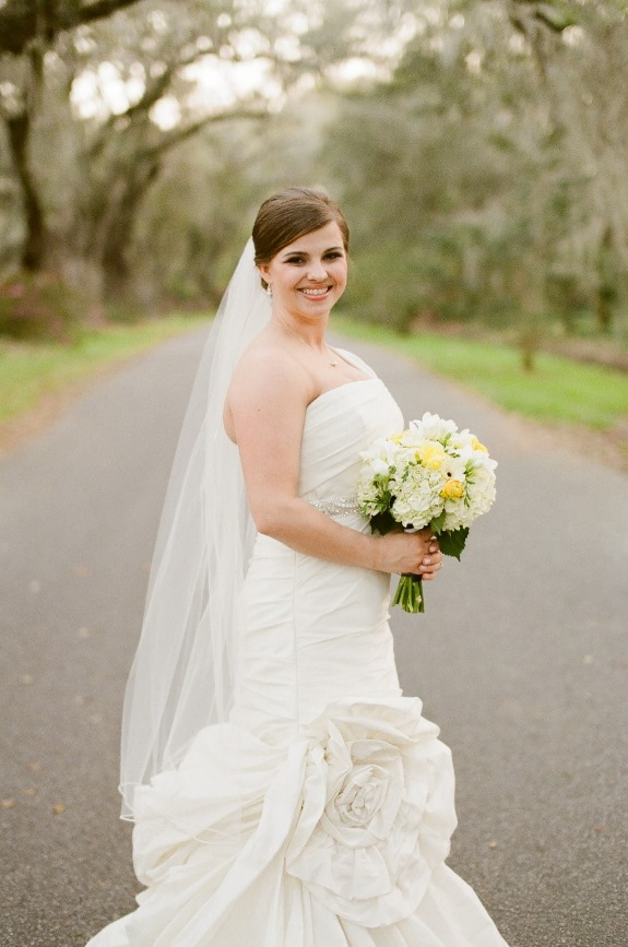 lowcountry wedding via loren routhier photography