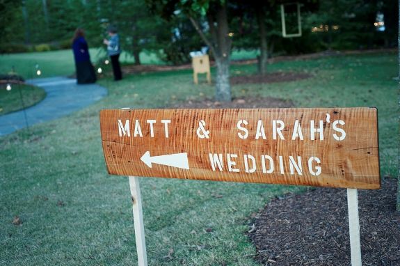 matt and sarah's salem south carolina wedding