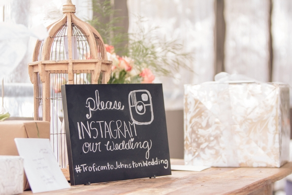 wedding instagram hashtag