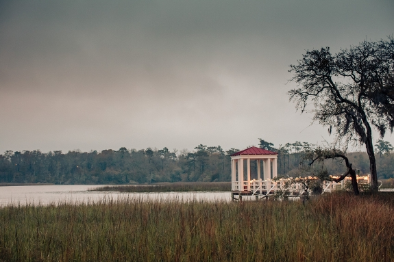 charleston wedding venue creek club at i'on