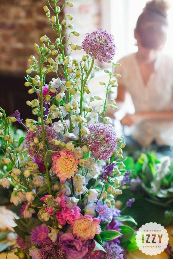 charleston wedding florist, mimi nicole events