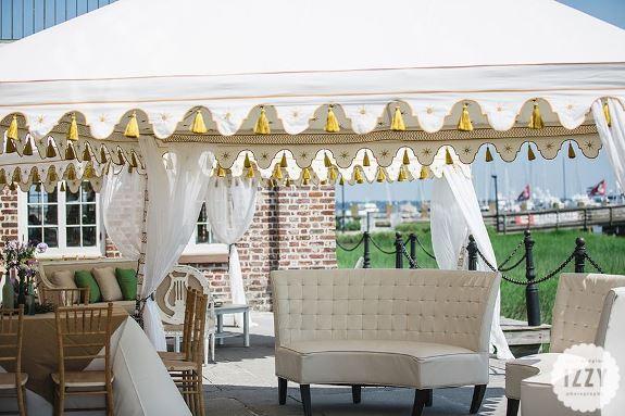 charleston wedding tents, event drs
