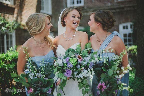charleston wedding bouquets