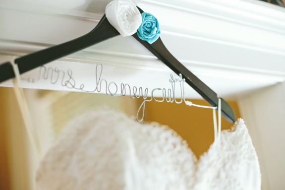 charleston wedding dress hanger