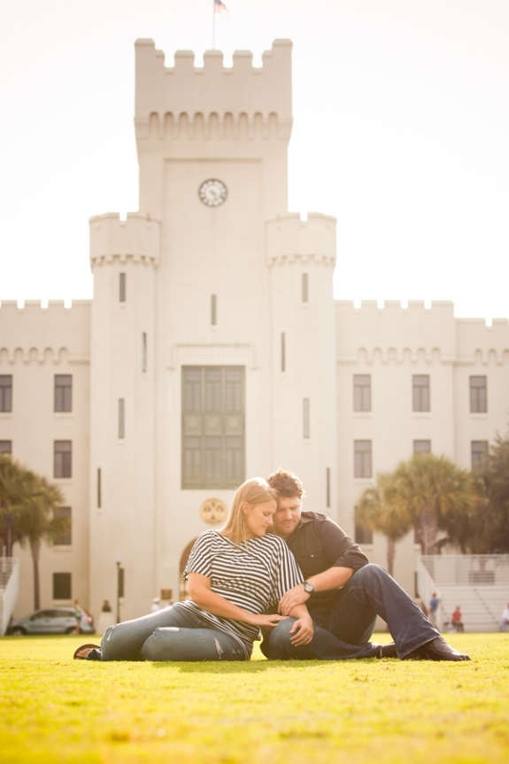 citadel wedding engagement