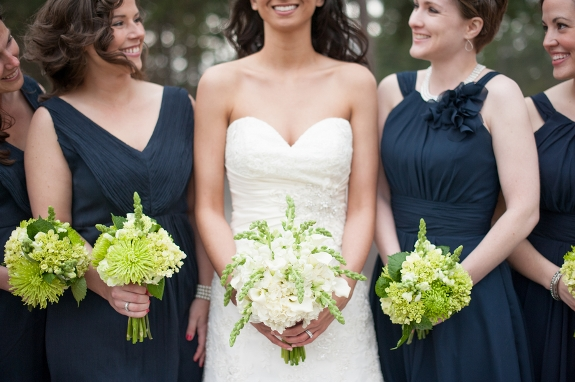 south carolina weddings, navy and green wedding colors