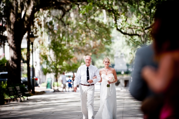 Forsyth Park Savanah Destination Wedding