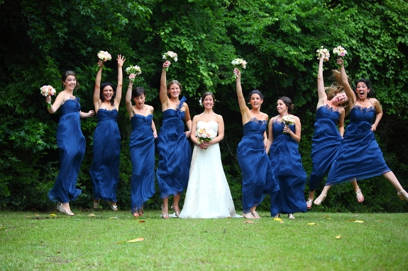 charleston-weddings-long-blue-bridesmaids-dresses