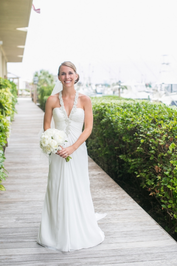 Wedding dresses: nautical wedding dresses