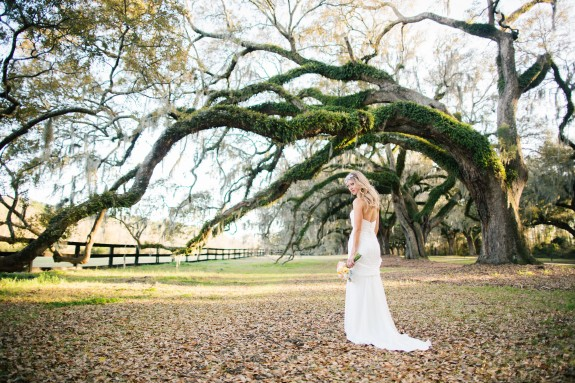 boone hall plantation wedding in charleston, sc