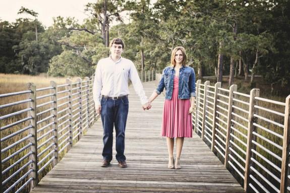 charlestowne landing wedding engagement