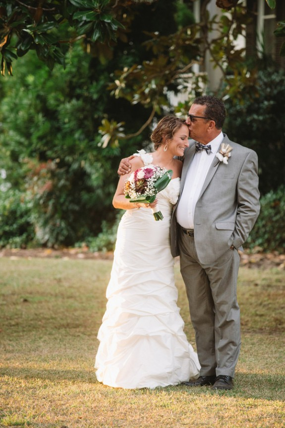cypress trees plantation wedding in edisto island, sc