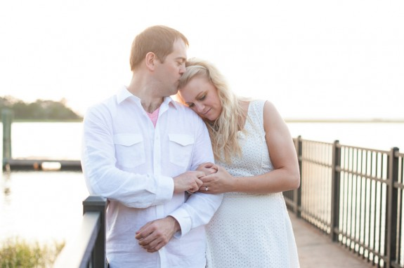 saint simons island wedding engagement