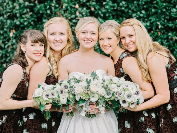 anthropologie bridesmaids dresses