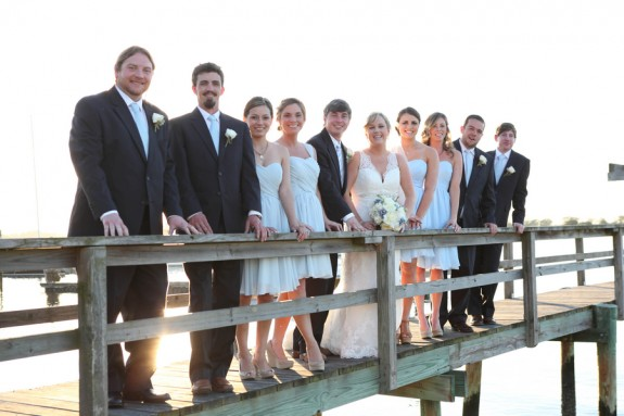 island house weddings