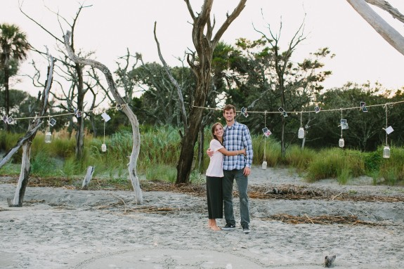 folly beach surprise proposal
