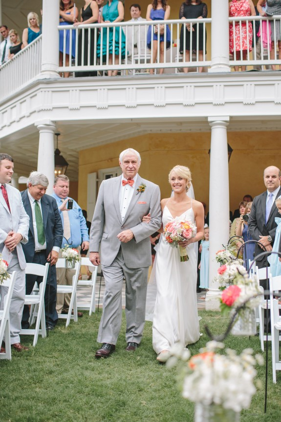 william aiken house wedding ceremony