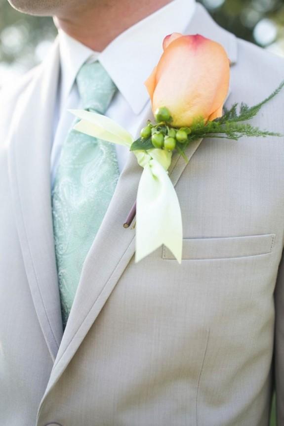 Mint Tie