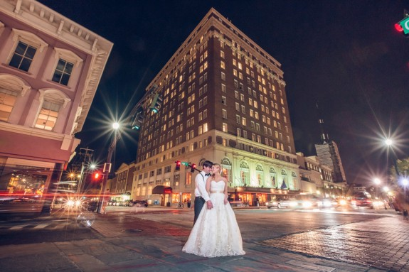 Francis Marion Hotel Wedding from Richard Bell Photography