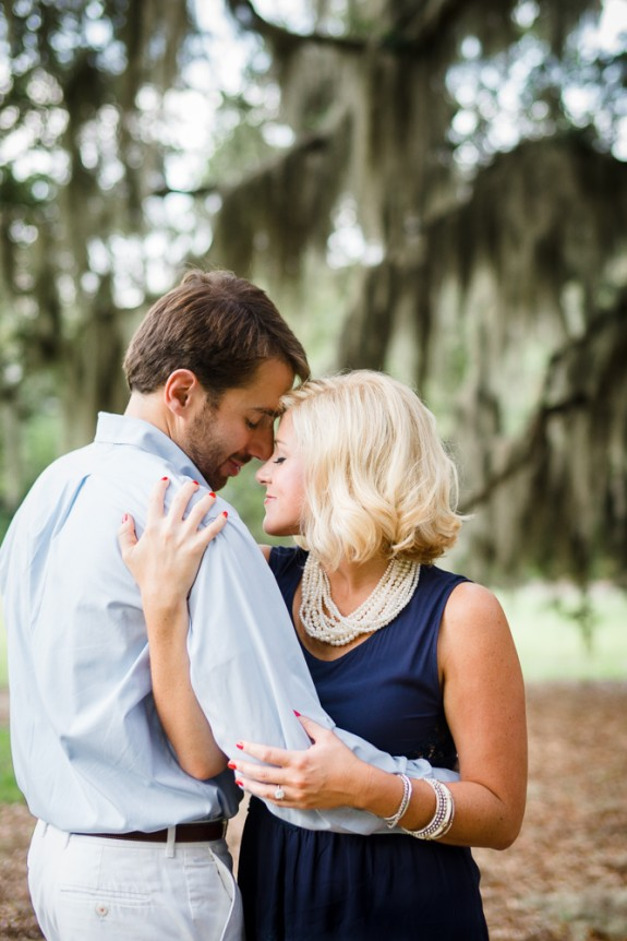 Beaufort Wedding Engagement by Andrea Kuehnis Photography
