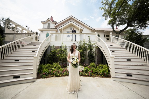 Tybee Island Wedding Chapel by Gagan Dhiman Photography