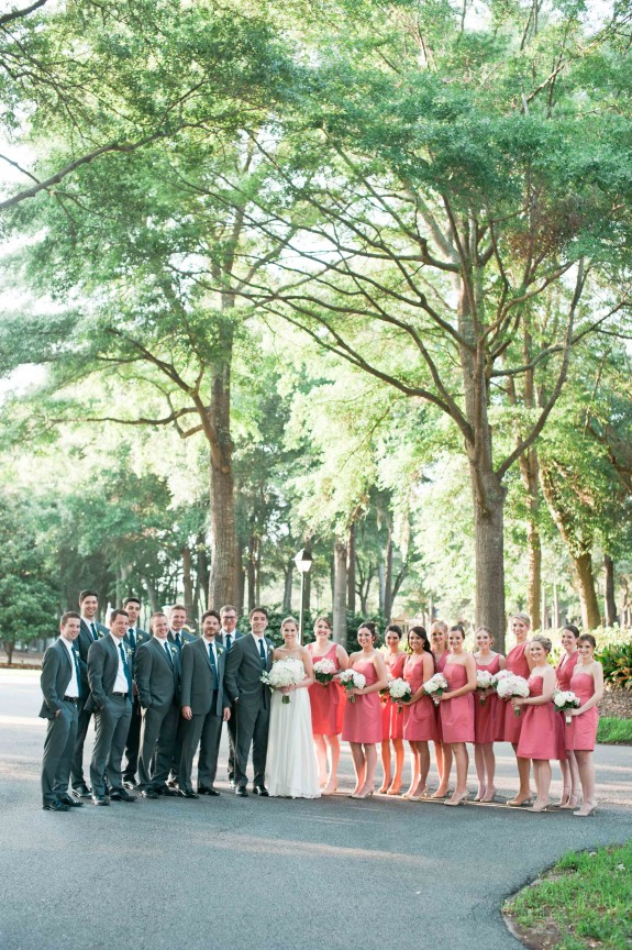 Pawleys Island Plantation Wedding by  JJ Horton Photography