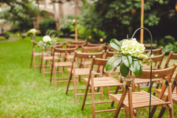 Confederate Home Wedding by Fox Events