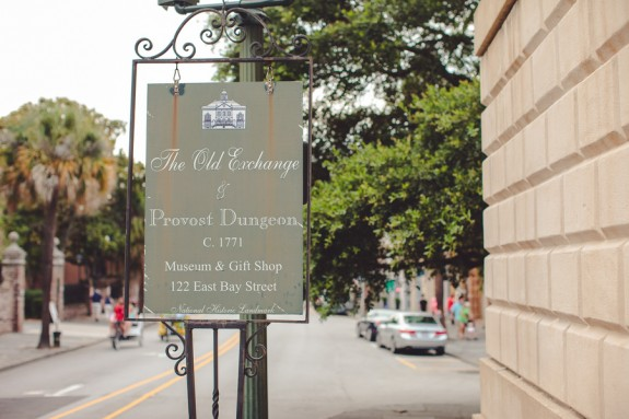 Old Exchange Building Wedding by Fox Events