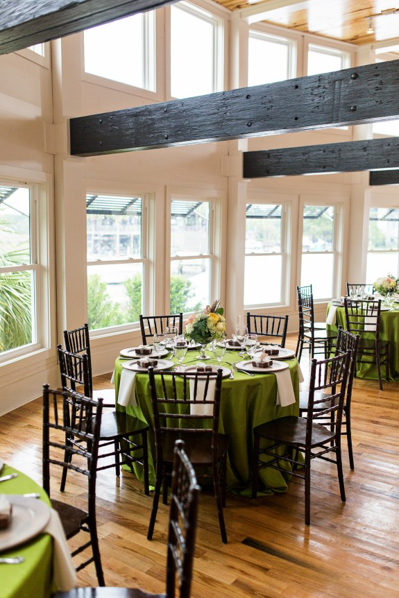 Charleston Rehearsal Dinner at Cottage on the Creek