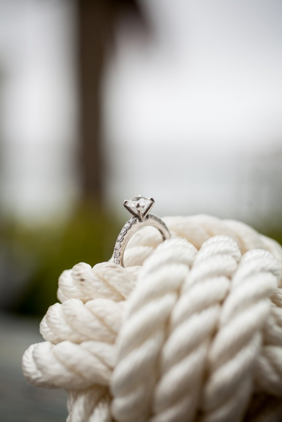 Nautical Inspired Wedding Engagement by Gigi Noelle Events