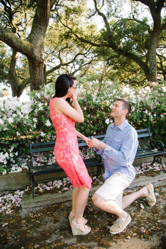 Charleston Wedding Proposal