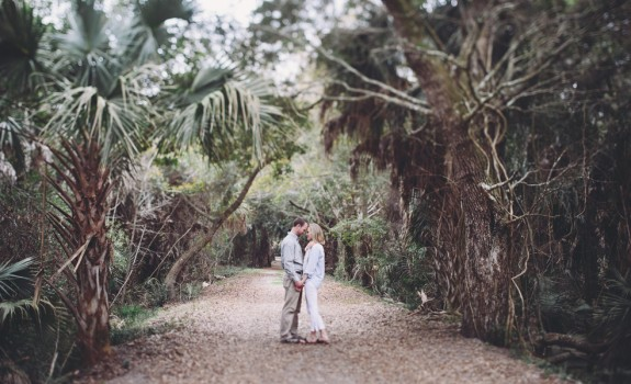 Coastal Wedding Engagement