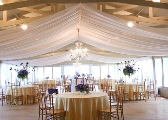 Custom Wedding Draping