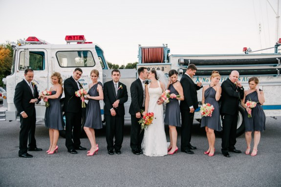 Carolina Yacht Club Wedding