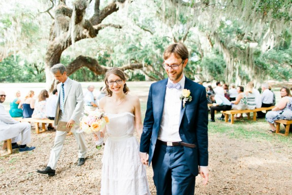 September Oaks Vineyard Wedding