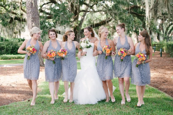 Grey Wedding at Oldfield Club