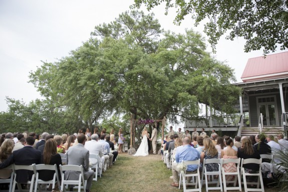 Creek Club Wedding