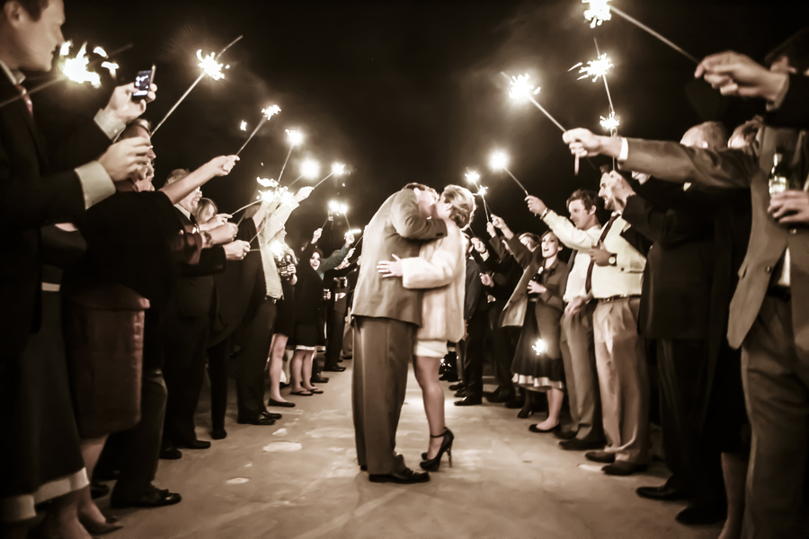 Charleston Yacht Club Wedding