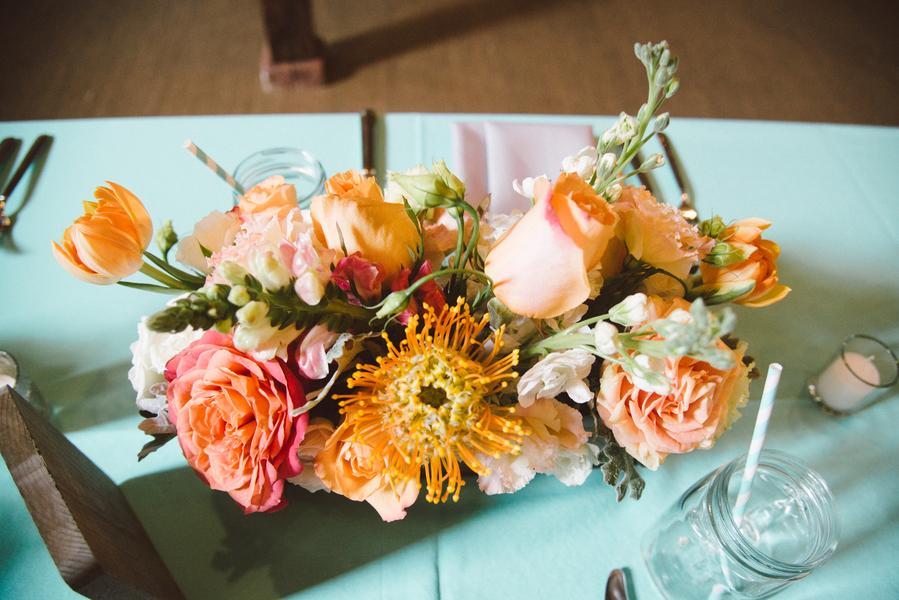 Charleston Wedding Flowers by Wildflowers Inc.