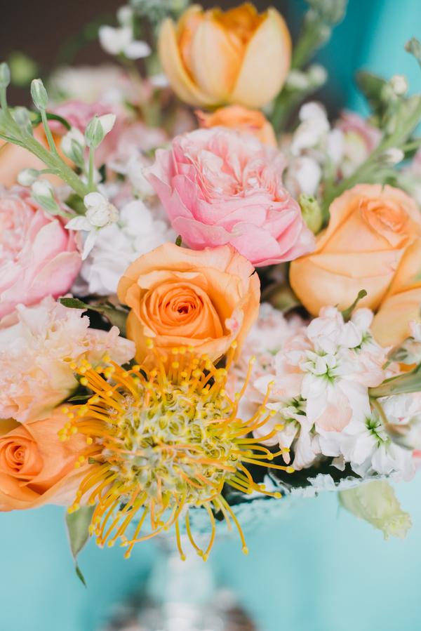 Charleston wedding flowers by Wildflower Inc