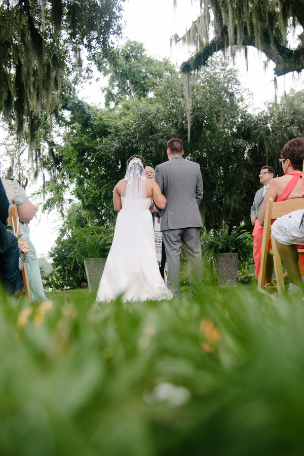 Magnolia Plantation wedding in Charleston, SC