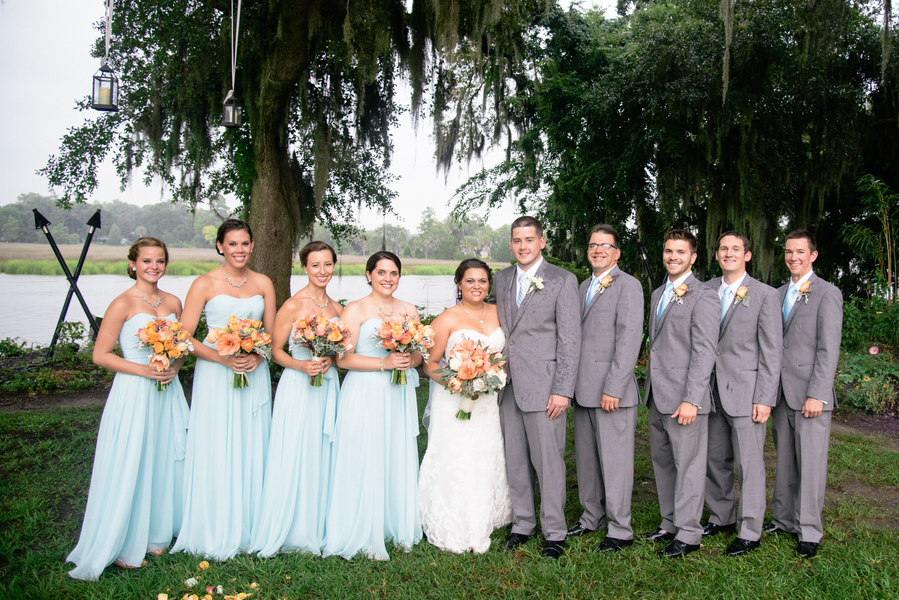 Mint Wedding in Charleston, SC