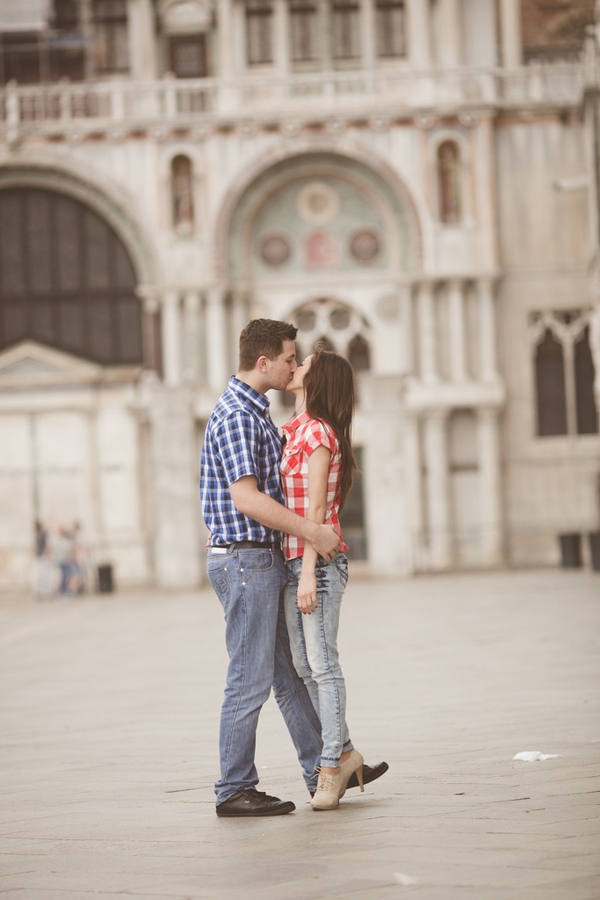 Venice, Italy Wedding Engagement
