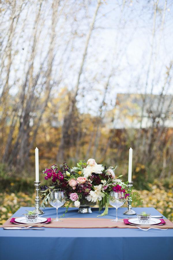 Cashmere Floral Design