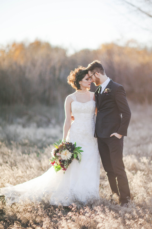 Romantic Winter Wedding Inspiration