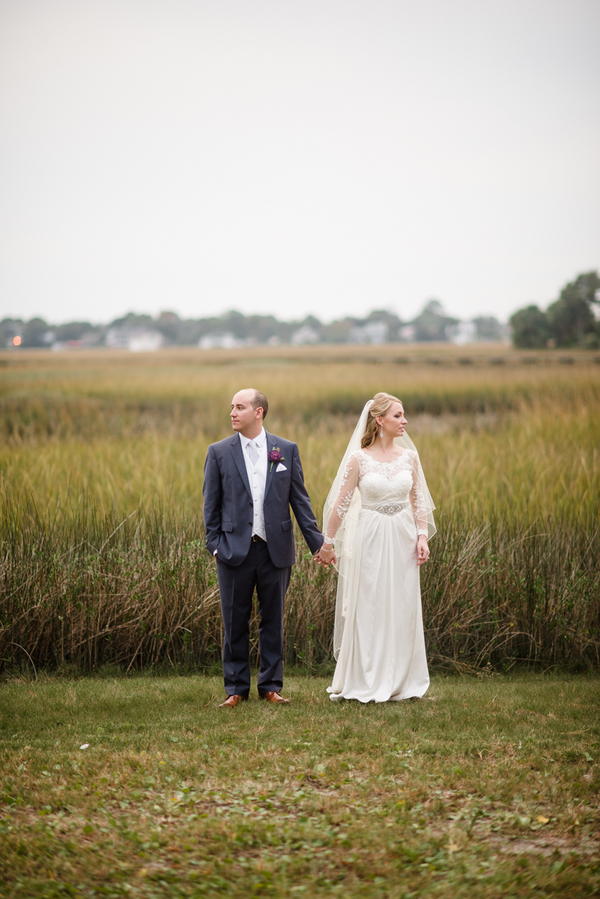 Tybee Island Wedding Chapel in Savannah, GA by Emily Millay Photography