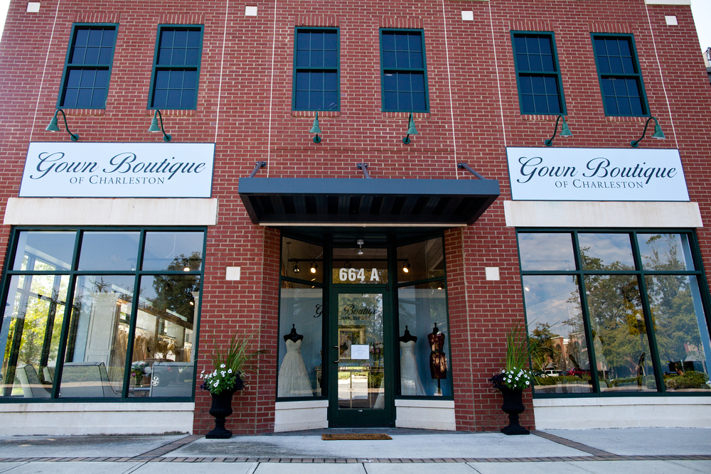 Gown Boutique of Charleston - Charleston Wedding Dress Shop