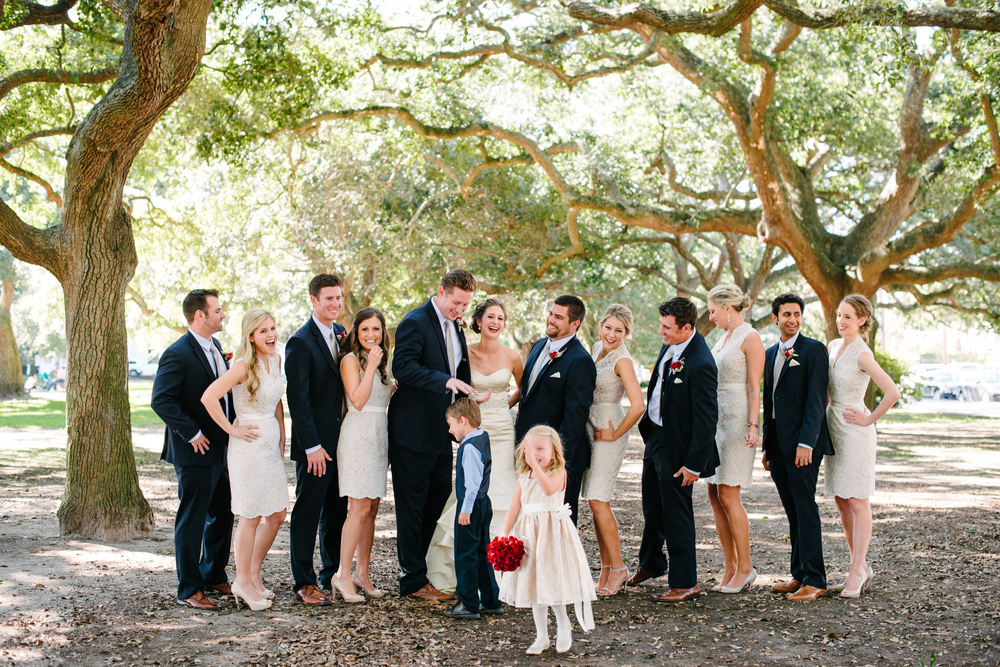 Mills House wedding in Charleston, SC by Riverland Studios